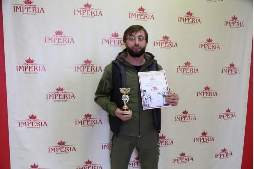 III клубный турнир. Кубок чемпионов