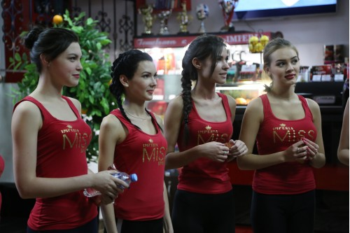Quest for Miss Брянск 2018