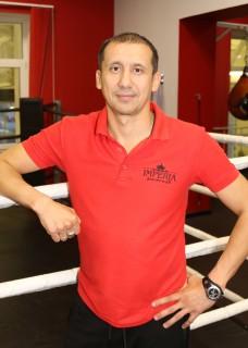 Швецов Валерий, Элит-тренер