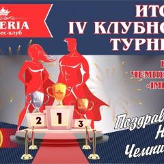 Кубок Чемпионов IMPERIA