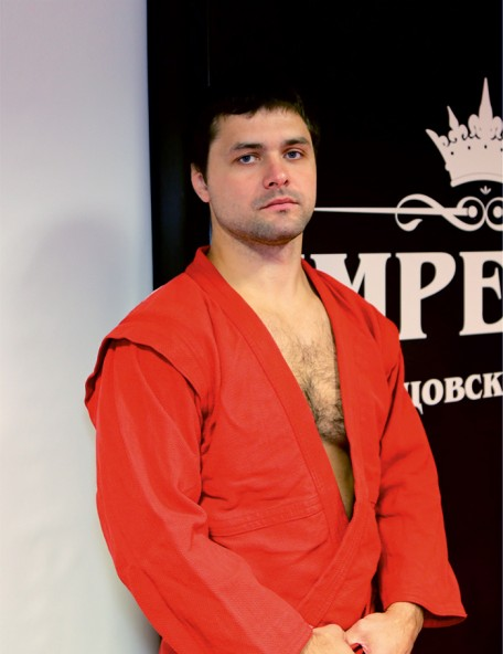 Осипенко Виктор, элит-тренер